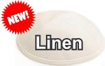 Linen Kippas