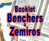 Booklet Bentchers