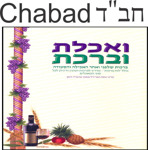 CHABAD Benchers