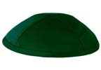 Dark Green Deluxe Kippot