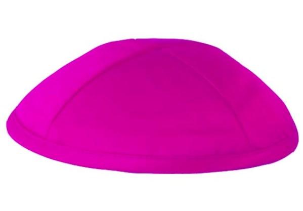 Hot Pink Deluxe Kippah