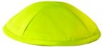 Lime Green Satin Deluxe Kippah