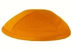 Orange Deluxe Kippah