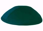 Green Teal Deluxe Kippot
