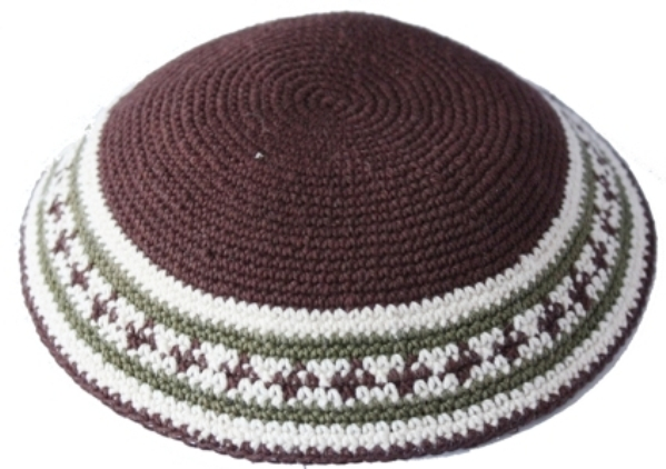 Knit-29 Knit Kippah