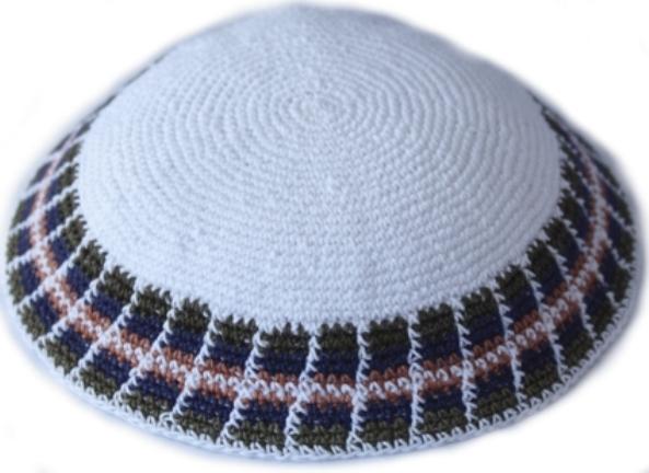 Knit-31 Knit Kippah