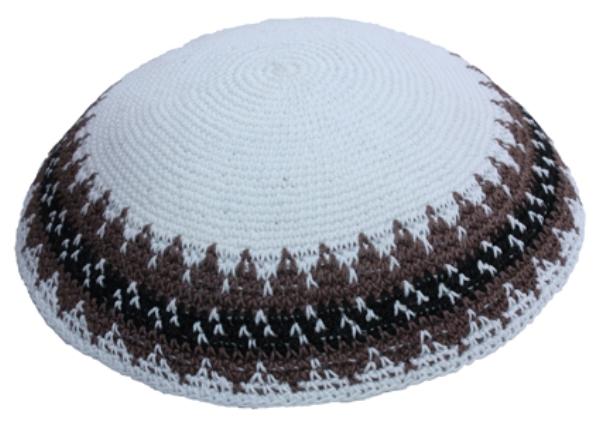 Knit-45 Knit Kippah
