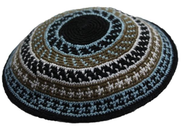Knit-46 Knit Kippah