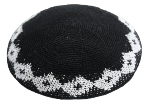 Knit-48 Knit Kippah