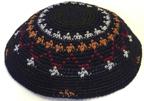 Knit-49 Knit Kippah