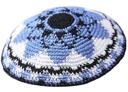 Knit-14 Knit Kippah