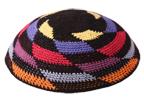Knit-02 Knit Kippah