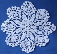 COVERING CROCHET HEAD JEWISH PATTERN Crochet Patterns Only