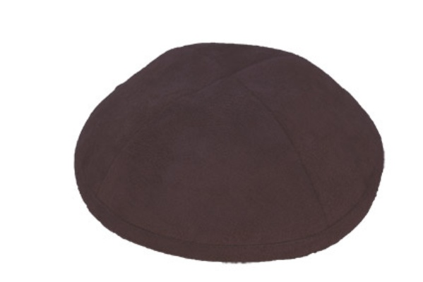Brown Ultra Kippah
