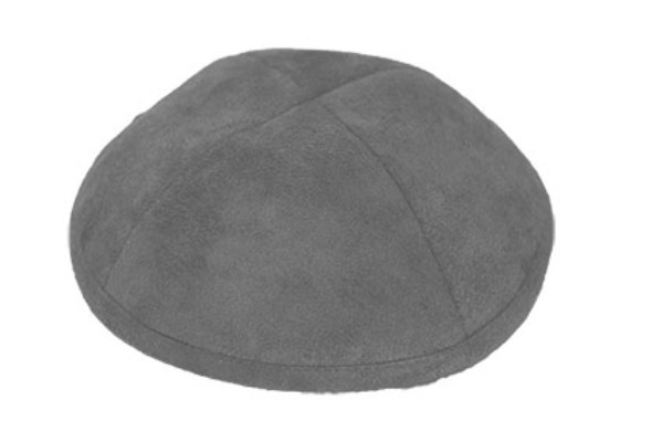 Dark Gray Ultra Kippah