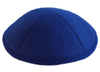 Royal Felt Kippot