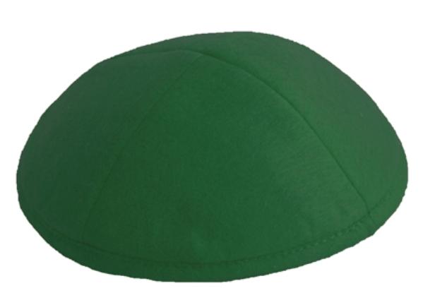 Green Felt Kippah