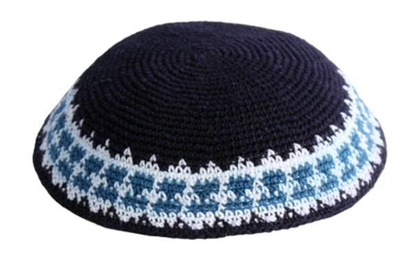 Knit-37 Knit Kippah