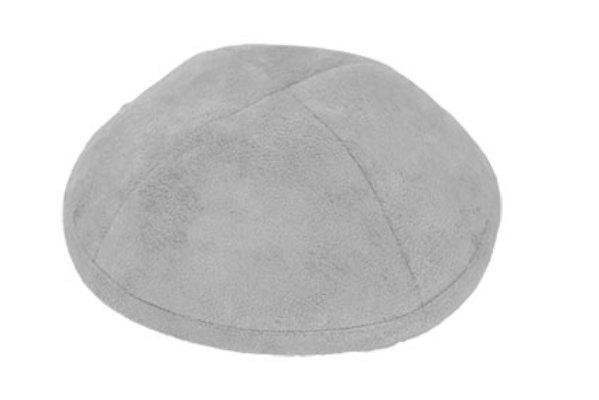 Light Grey Ultra Kippah