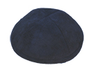 Navy Blue Ultra Kippah